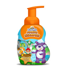KODOMO Shampoo Botol Foaming Orange - 250ml