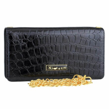 GOLFER - MEN WALLET DOMPET KASUAL WANITA - GF.7505 - BLACK