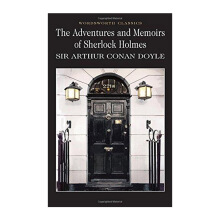 Wordsworth : Adventures & Memoirs Of Sherlock Holmes Import Book - Sir Arthur Conan Doyle  - 9781853260339