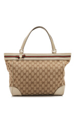 Pre-Owned Gucci Mayfair Tote