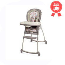 Ingenuity Trio 3in1 Deluxe High Chair Ashton