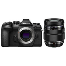[free ongkir]Olympus OM-D E-M1 Mark II 12-40mm f/2.8 - Black