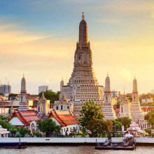 Bangkok + Pattaya 4D Super Saver
