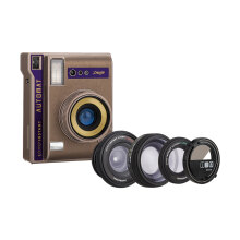 LOMOGRAPHY Instant Automat Camera and Lenses (Dahab Edition)