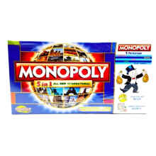 CUTE BABY Monopoly 5 In 1 International - Mainan Monopoli