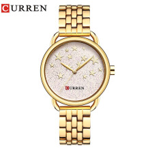 CURREN 9013 Watches Women Luxury Brand Business Watches Casual Watch Quartz Watches relogio masculino