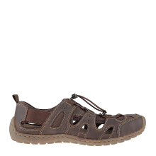 Hush Puppies Neptune In Dark Brown