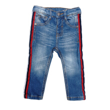 Kids Icon - Celana Denim Panjang Anak Perempuam LOONEY TUNES with detail Stripe - LGCL0100180