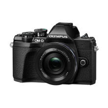 Olympus OM-D E-M10 Mark III kit 14-42mm EZ Black + Free SDHC 32GB Black