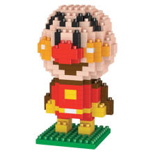 Boyu Bricks 8153A Anpanman Red
