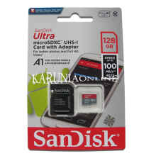 Microsdxc Sandisk Ultra Uhs-1 A1 128Gb Up To 100Mb/S