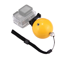 Blitzwolf PULUZ PU208 Bobber Diving Floaty Ball with Safety Wrist Strap for GoPro Xiaoyi SJCAM Action Cameras   -  -