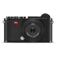 Leica CL Mirrorless Digital Camera with 18mm Lens Black