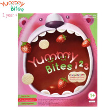 Yummy Bites for Toddler 123 Strawbearry (Strawberry)