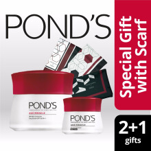 PONDS Age Miracle Day+N Cream 2in1 Free Hijab (50+10)ml