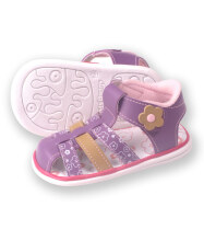 LustyBunny Baby Shoes PS 9580 - Purple
