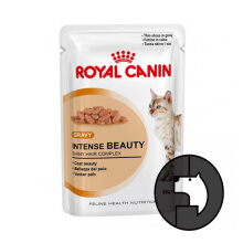 ROYAL CANIN 85 gr cat intense beauty gravy