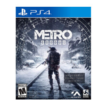 SONY PS4 Game Metro Exodus - Reg 3