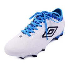 Umbro Professional Football shoes UCC90153-01-White&Blue