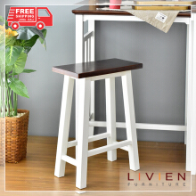 LIVIEN - Zahra Stool (2PCS) - Bangku - Kursi - Furniture