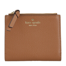KATE SPADE Small Malea Mulberry Street Wallet Warmcognac [KSP01575A] Light Brown
