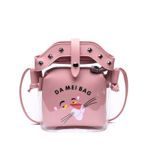 Wei's Exclusive Selection Fashion Ladies Sling Bags Hot Sale Shoulder Bag Messenger Bag B-MY6009 Pink