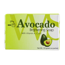 RDL Barsoap Avocado Extract 135gr