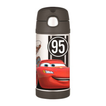 THERMOS Disney's Pixar Cars Straw Bottle (F4014CRS)