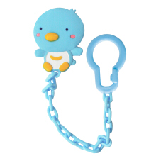 Puku Pacifier Chain / Pengait dot 11105 Blue