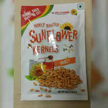 Cemilan Aja - Sunflower Kernels Honey roasted Salt Kwaci Kuaci Madu Flower food Thai*1