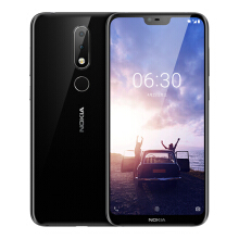 NOKIA X6/6.1plus [4/64G] Black