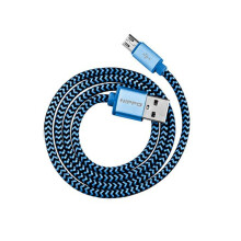 Hippo Valley 2 Micro USB Kabel Data Charger - 100cm