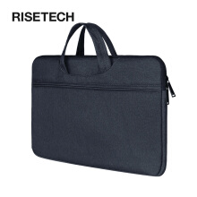RISETECH Men Women Portable Notebook Handbag 11-12 inch Laptop Sleeve Bag Case for Macbook Air 11.6 inch/New Mac Pro 11