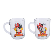 BRILIANT Disney Mini Glass Mug - GMC2111 - Minnie Mouse