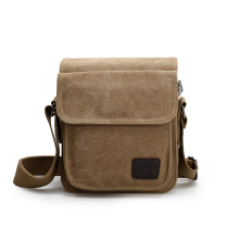 Jantens  High quality Men Canvas Bag Vintage Messenger Bag Business Handbags Casual Travel Bag