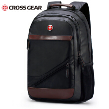 CROSSGEAR MEN WOMEN LAPTOP NOTEBOOK BACKPACK 15.6 INCH WITH LOCK TRAVEL BACKPACK CR-9004