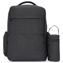 Aosen  New Style Fashionable Western Large Multi-function Water-resistant Backpack Changing Bag