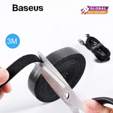 Baseus Cable Organizer USB Cable Winder Cable Clip For Charger Cable, Power Cable, Audio Cable, Wire Management and Organizer