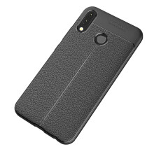RockWolf Asus Zenfone 5 2018 ZE620KL case leather TPU silicone anti-fall soft shell