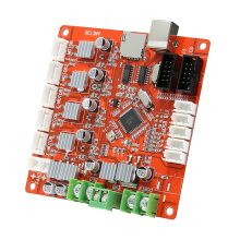 Anet V1.0 3D Printer Controller Board Ramps1.4 Update Version for A8  Red