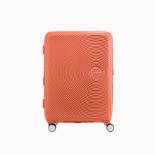AMERICAN TOURISTER Curio Spinner 69/25 EXP TSA Spicy Peach - Tas Koper - Orange Orange
