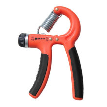 [COZIME] Adjustable Hand Power Grip Hand Exerciser Gripper 10-40 Kg For Wrist Forearm orange