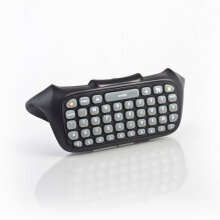 COZIME Controller Messenger Keyboard For XBOX 360 Black