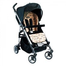 [free ongkir]Peg Perego Stroller Si Classico - Black Step