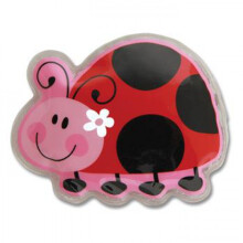 [free ongkir]Stephen Joseph Freezer Friend - Ladybug