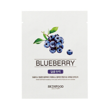 SKINFOOD Beauty In A Food Mask Sheet #Blueberry