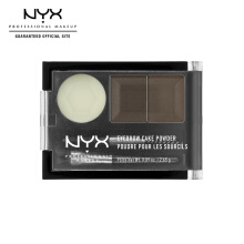 NYX Professional Makeup Eyebrow Cake Powder - Darkbrown/Brown