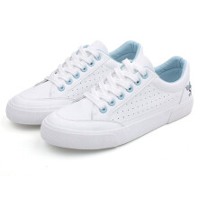 M.GENERAL Breathable Soft Casual Shoes For Women White 38