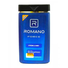 ROMANO Shampoo Strong & Shiny Force 170ml