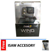 Isaw Wing Lite Edition - Black